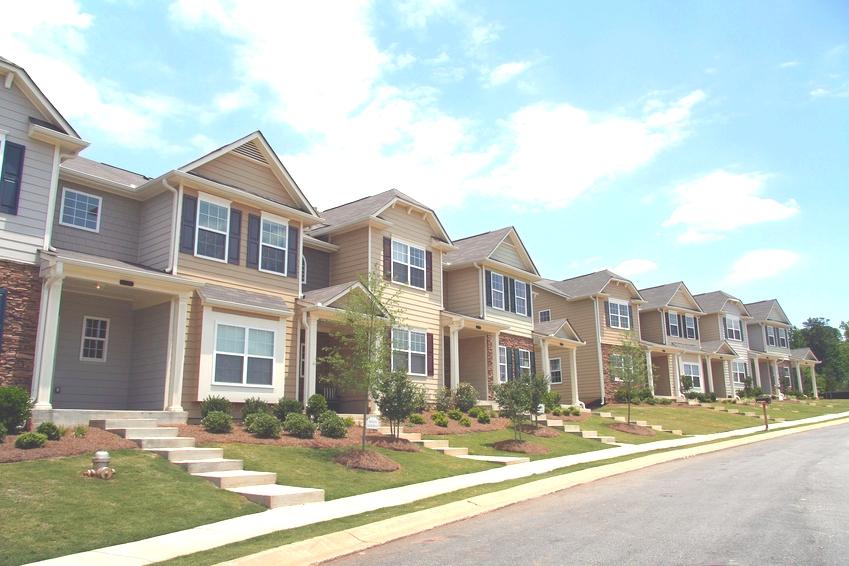 Immobilier Floride Maisons en rangées, ou Townhome, ou Towhouse, sont très répandues dans les comtés de Broward et Miami-Dade