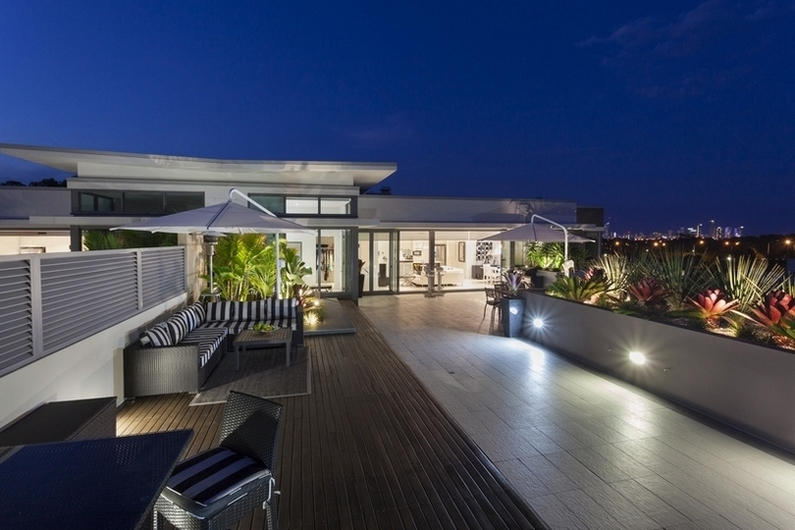 Immobilier Floride Appartement Moderne Terrasse Luxe