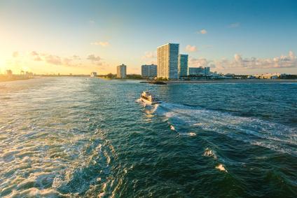 Immobilier Floride Investissement Fort Lauderdale Port Intra coastal