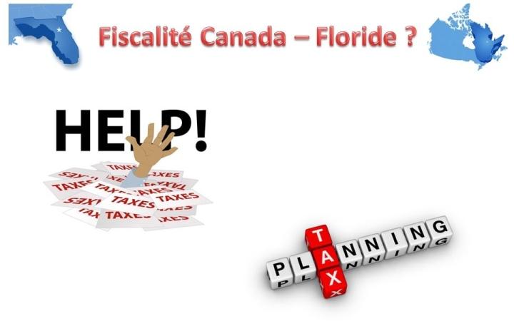 Immobilier Floride Québec Vidéo Sujet 8: Quels sont les aspects fiscaux d'une transaction immobilière en Floride pour les Québecois?