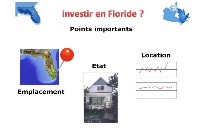 Comment obtenir de bons chiffres lorsqu'on investit dans l'immobilier en Floride?