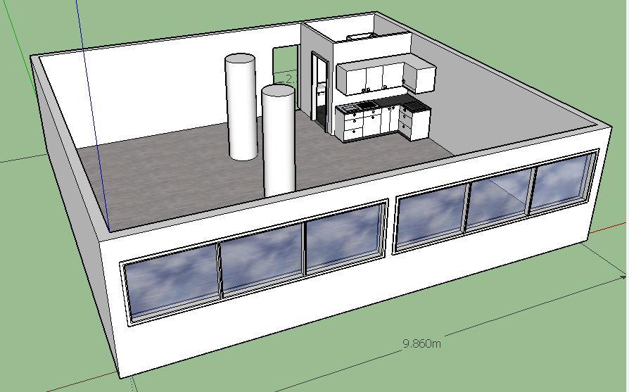 Surface commerciale à louer à Puidoux/Suisse (près de Lausanne, 15min et Vevey 10 min)