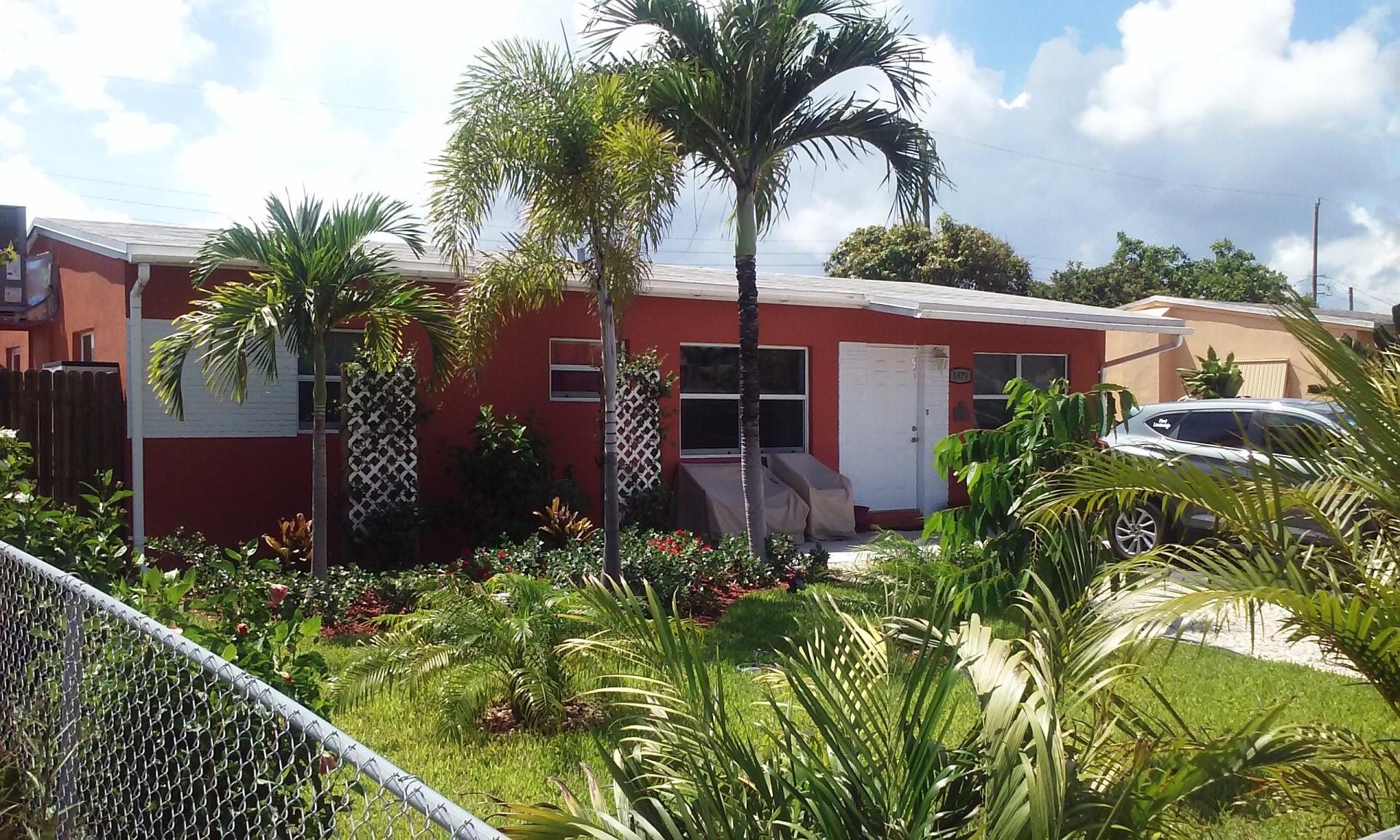 Maison à vendre à Fort Lauderdale, Collier Estates, Immobilier Floride Investissement